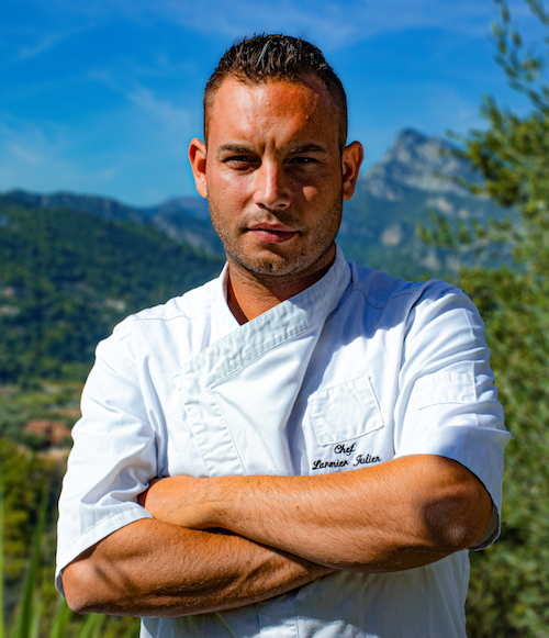 Traiteur Le point Gourmand Chef julien larmier