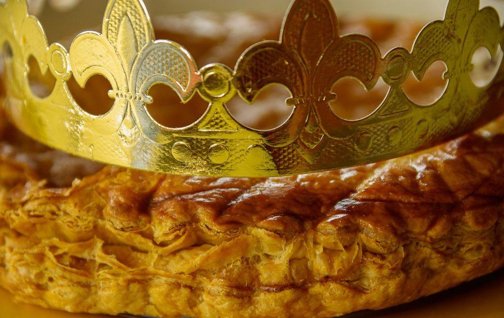 pâtisserie galette des rois le point gourmand