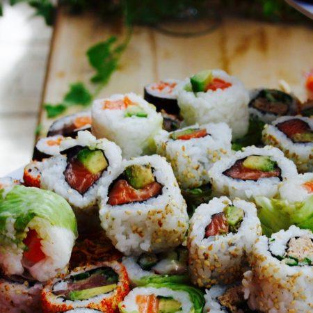 sushi le point gourmand mariage